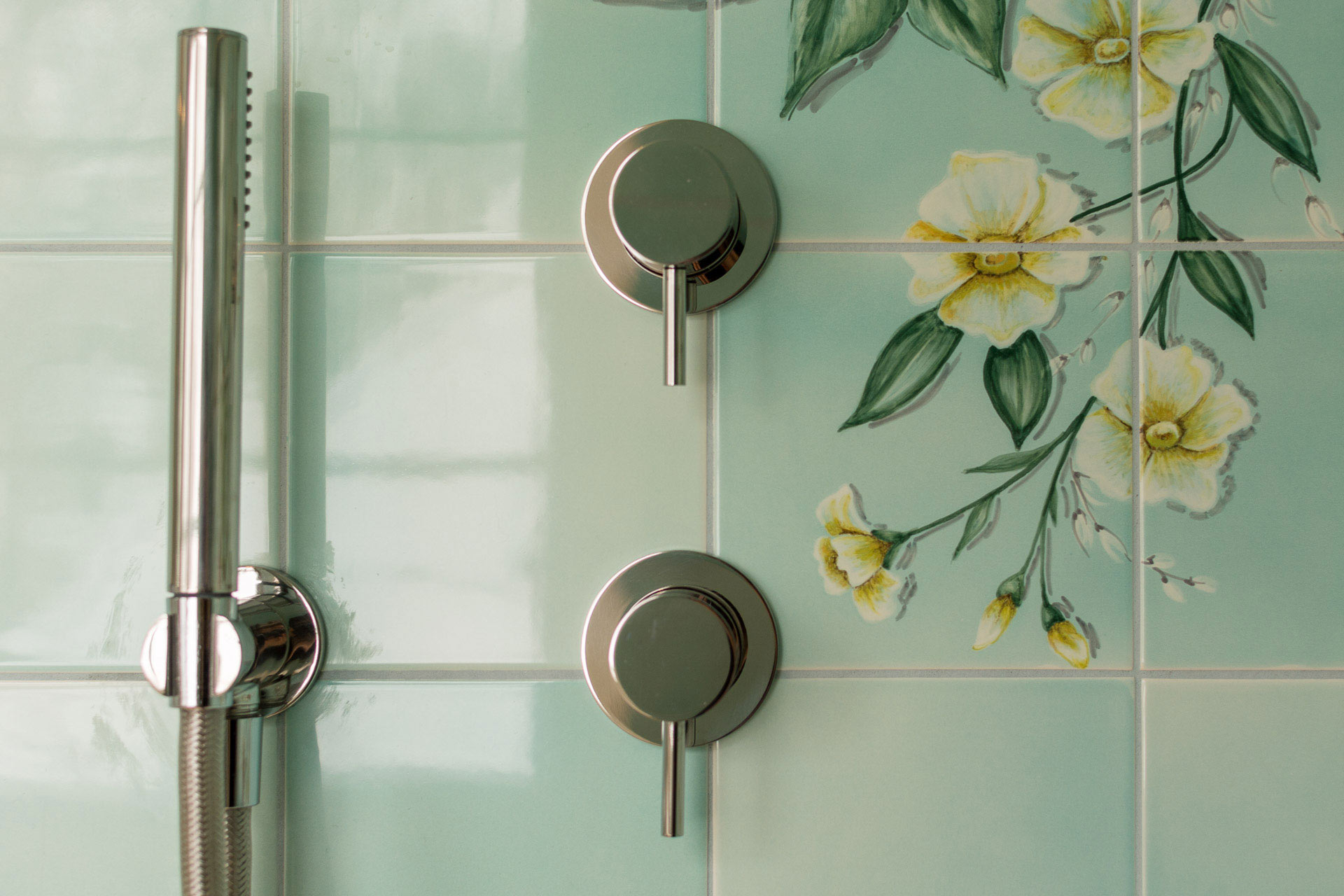 Edelstahl Armatur poliert von vivante Design