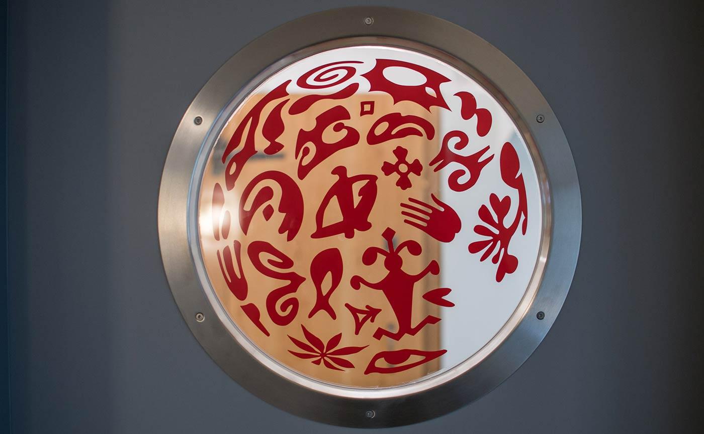 Museum fünf Kontinente München Logo
