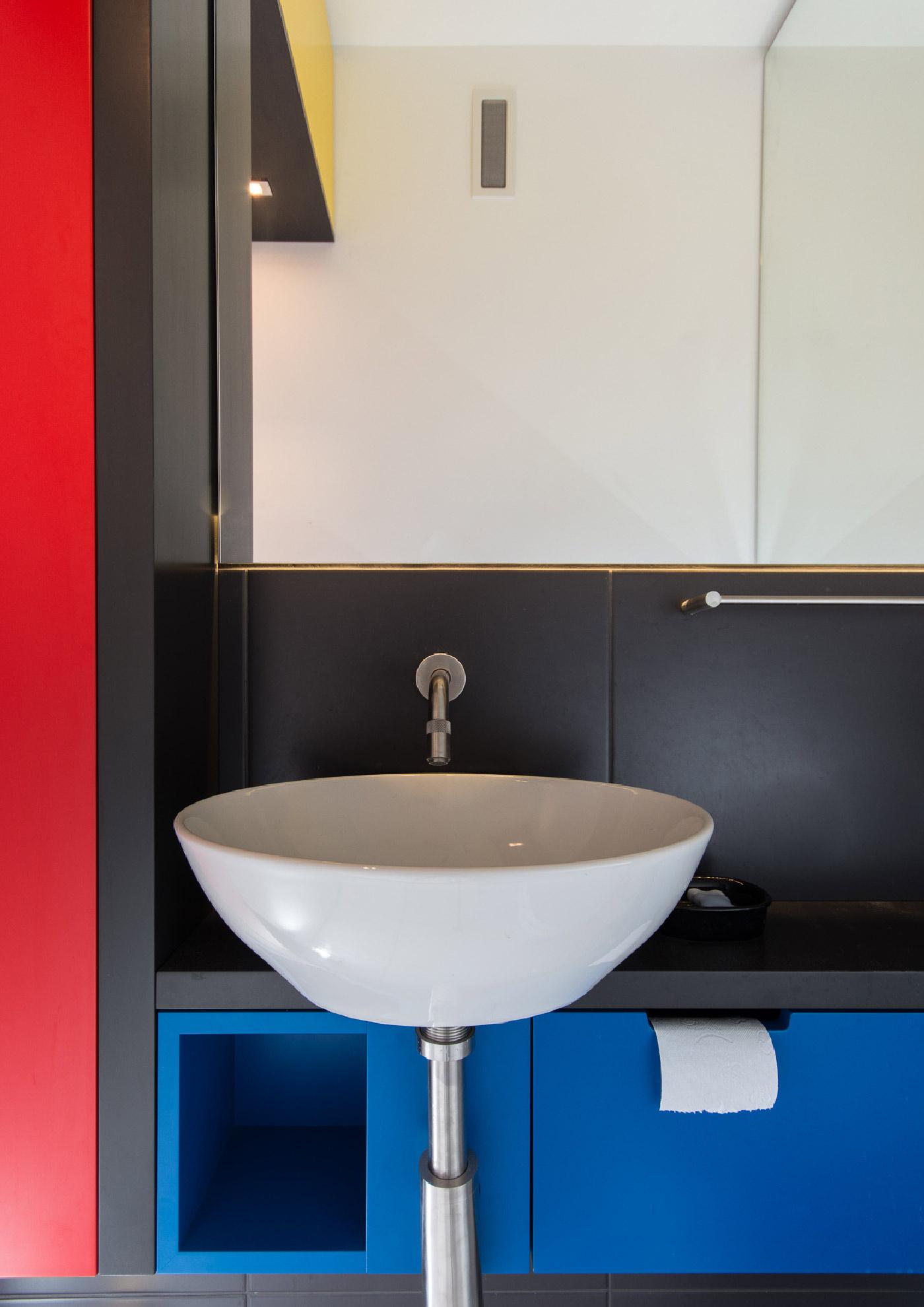 WC-Möbel Schreinerarbeit